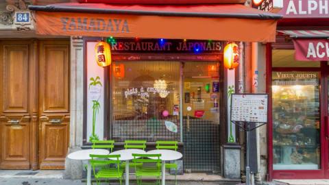 Yamadaya, Paris
