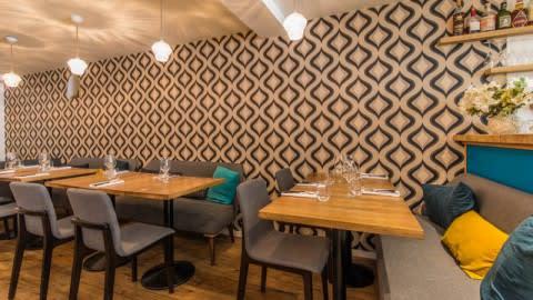 HÂ Restaurant, Bordeaux