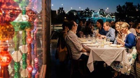 GOMA Restaurant, South Brisbane