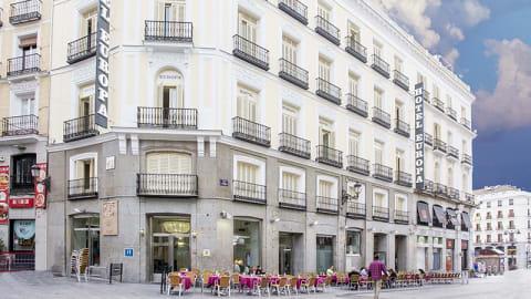 Café Europa, Madrid