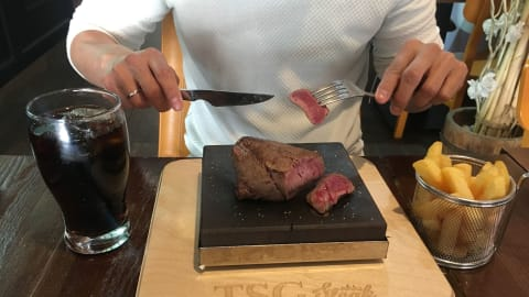 TSG Steak, Madrid