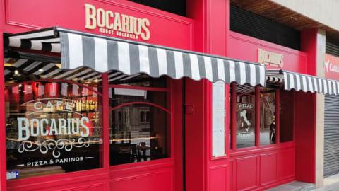 Bocarius, Barcelona