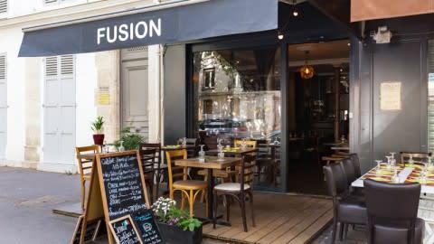 Fusion, Paris