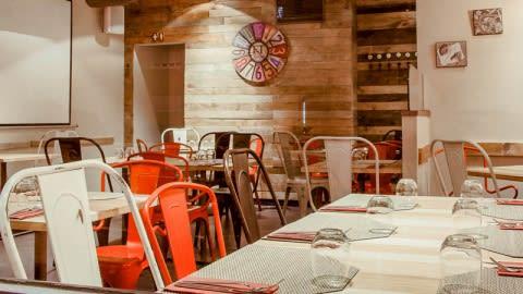 39 Restaurante, Madrid