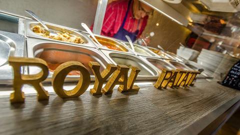 Royal Patates, Nice