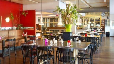 Café Restaurant Floor, Rotterdam