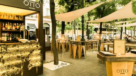 Otto Madrid, Madrid
