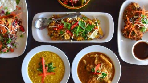 The Mustang Nepalese Restaurant & Bar, Farrer