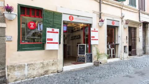 Cinque, Rome