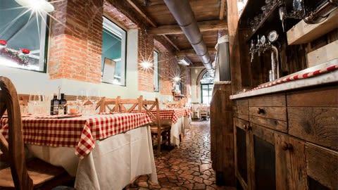 Taverna del Borgo Antico, Milan