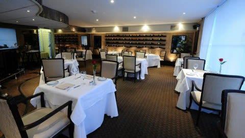 Oceanus Wine Bar & Restaurant (Los Delfines Hotel & Casino), Lima