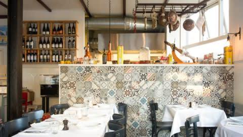 Restaurant Tasca, Den Haag