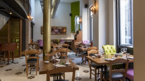 Giulia Restaurant, Rome
