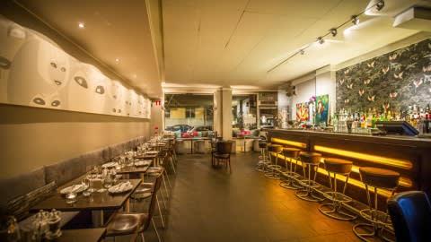 Restaurang Två, Stockholm