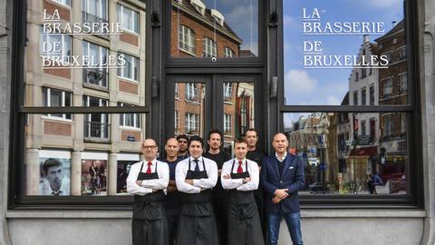 La Brasserie de Bruxelles, Brussels