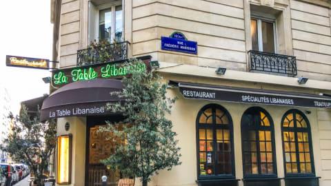 La Table Libanaise, Paris