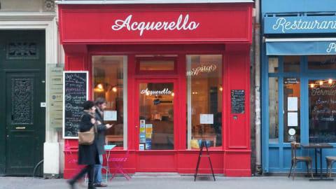 Acquerello, Paris