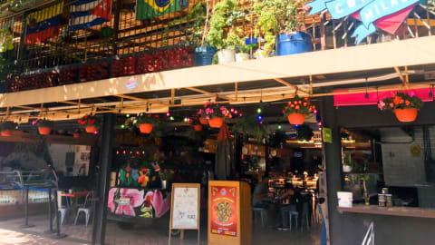 Comedor de los Milagros, Mexico City