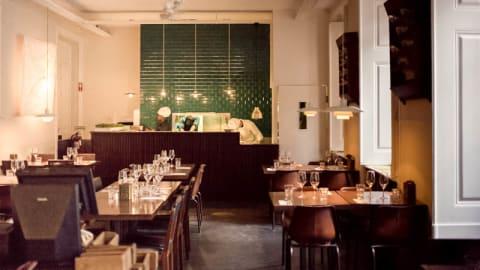 The Decadente Restaurante & Bar, Lisbon