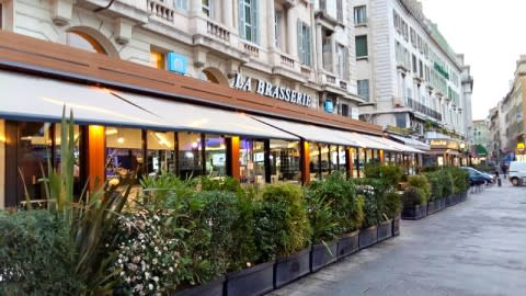 La Brasserie du port, OM Café, Marseille