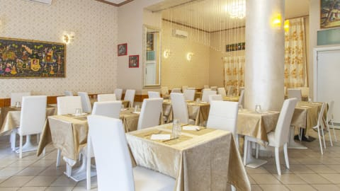 Curry Twist, Milan