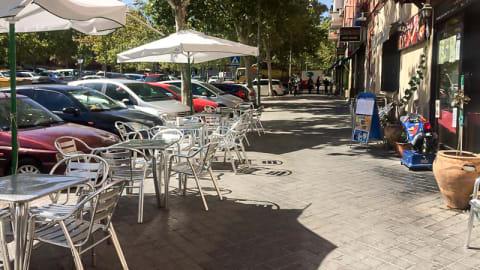 La Fuente, Madrid