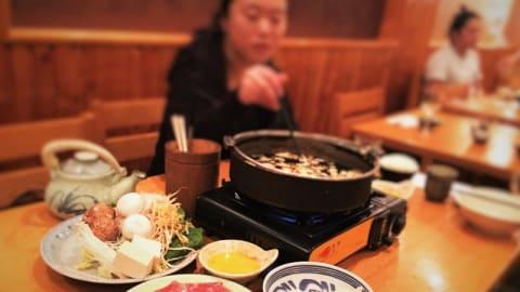 Matsumoto Japanese Restaurant, Brunswick East