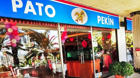 Pato Pekín, Barcelona