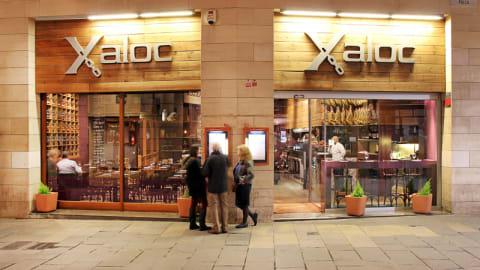 Xaloc, Barcelona