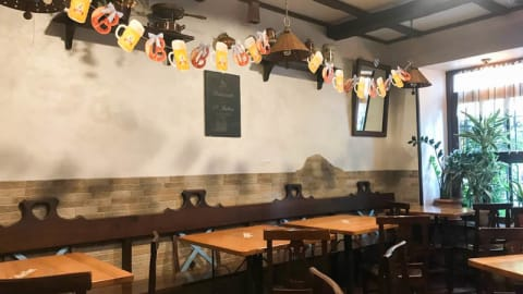 Taverna Bavarese Franz, Rome
