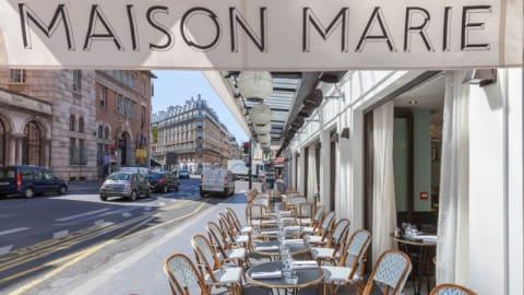 Maison Marie, Paris