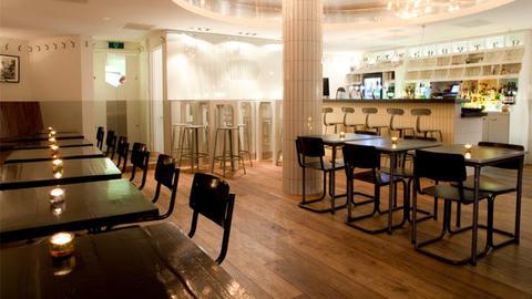 Café Restaurant Piet de Gruyter, Amsterdam