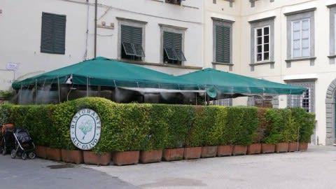 Ristorante All'Olivo, Lucca