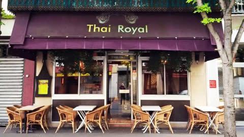 Thai Royal, Paris