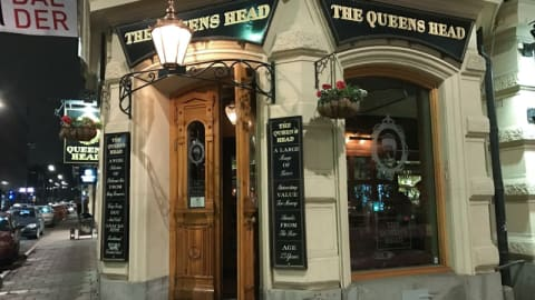 The Queens Heads, Stockholm
