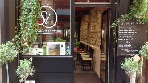 Il Ristretto, Paris
