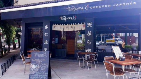 Tempura Ki, Mexico City