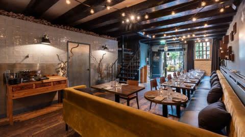 John Dory visrestaurant, Amsterdam