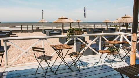 Bistro & Grill Later aan Zee (reservations inside only), Overveen