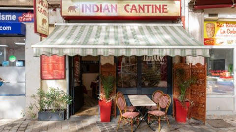 Indian Cantine, Lyon