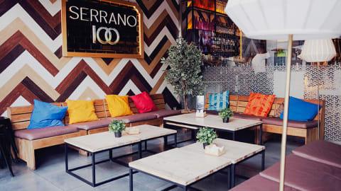 Club Serrano 100, Madrid