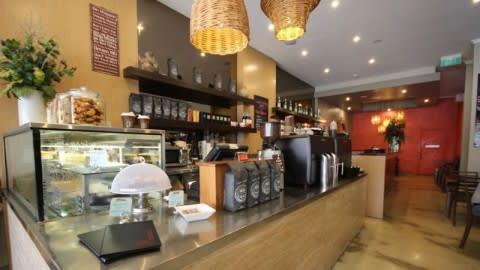 Rocksalt Cafe, Brighton