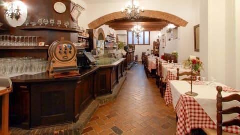 Buca Manzoni, Bologna