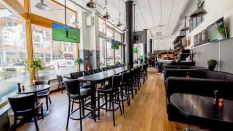 Allé Kök & Bar, Stockholm