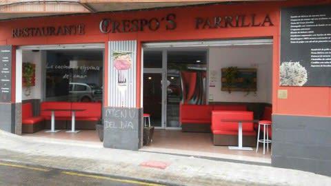 Crespo's Parrilla, Plasencia