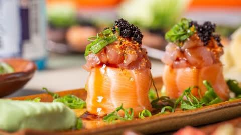 Oke Robata & Sushi, Campinas