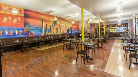 Monsoon Indian Restaurant, Modbury North