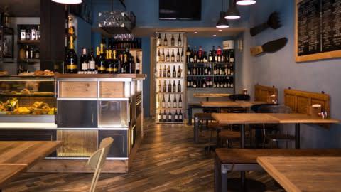 Seven Cafè, Orvieto