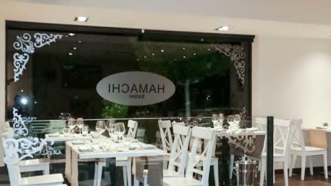 Hamachi Sushi, Madrid