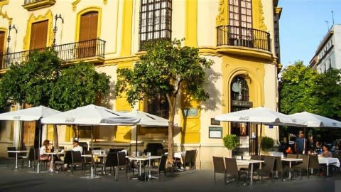 El Giraldillo, Sevilla